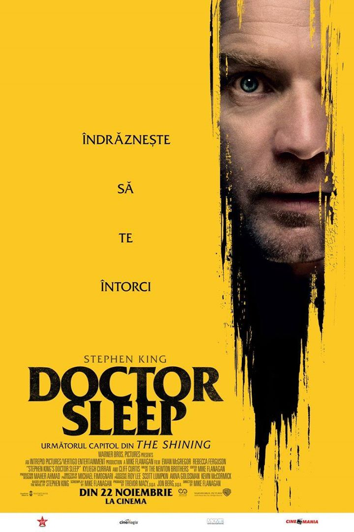 Doctor Sleep (Doctor Sleep) - 2D; IM - Interzis minorilor sub 18 ani.