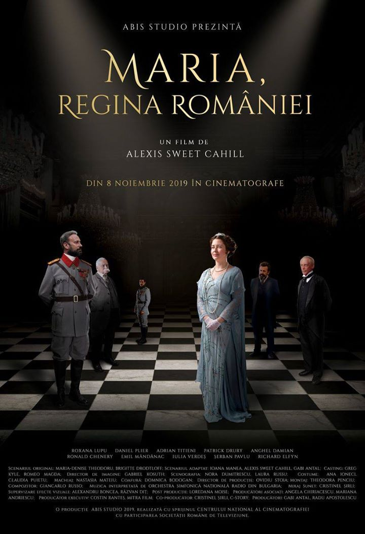 Este Film: Maria, Regina României (Maria, Regina României ) - 2D; AP- 12