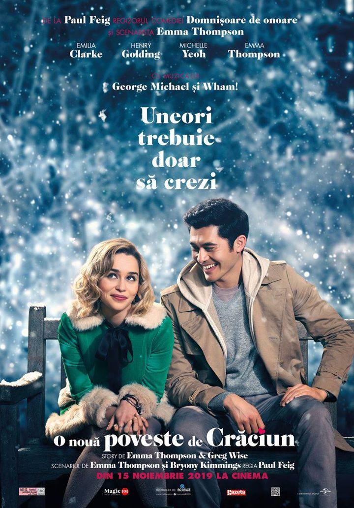 Last Christmas (O nouă poveste de Crăciun) - 2D; AP- 12