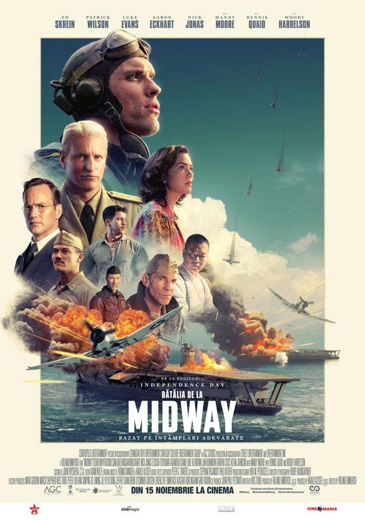 Midway (Bătălia de la Midway) - 2D; AP-12