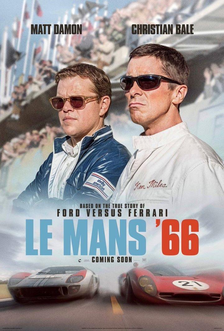 The Grand Challenge: Le Mans '66 (Marea provocare: Le Mans '66) - 2D; A.G.