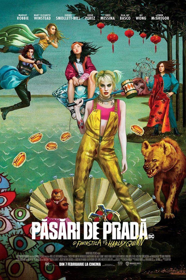 Birds of Prey: And the Fantabulous Emancipation of One Harley Quinn (Păsări de pradă și fantastica Harley Quinn) - 2D