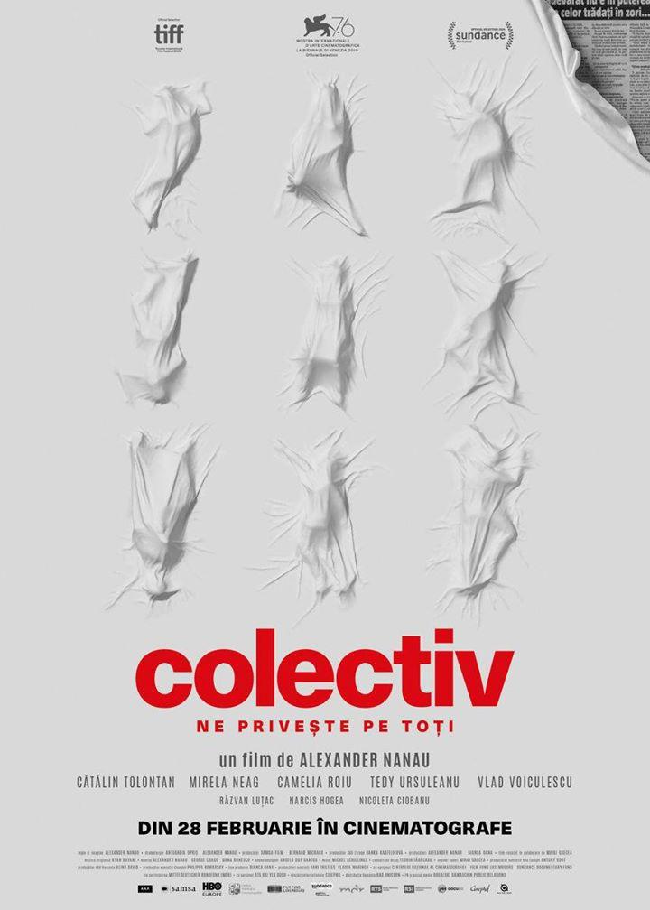 Colectiv (Colectiv) - 2D ; 12+