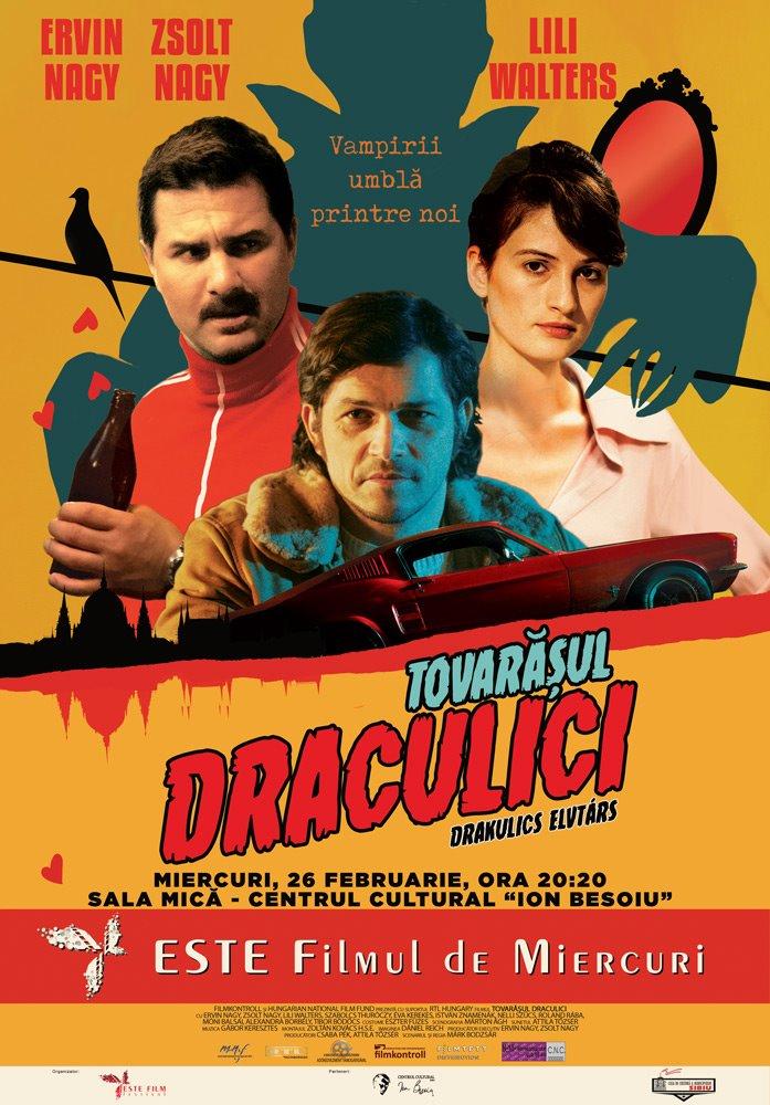 ESTE Film - Tovarășul Draculici (Drakulics elvtárs) - 2D
