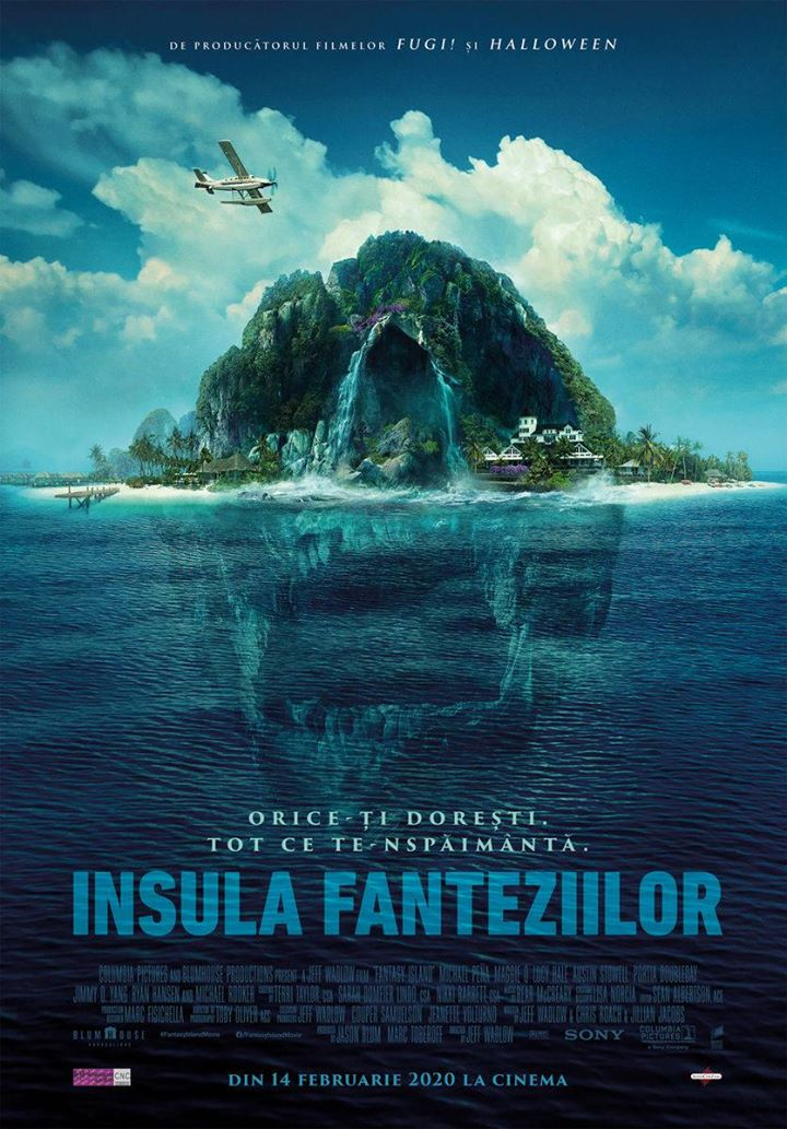 Fantasy Island (Insula fanteziilor) - 2D