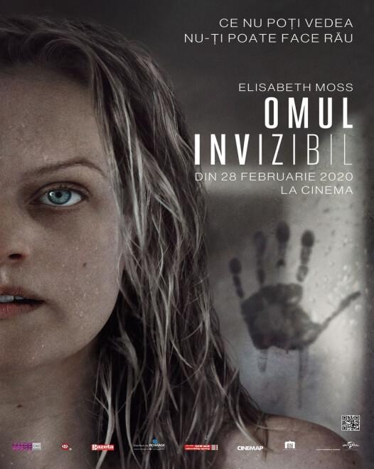 The Invisible Man (Omul invizibil) - 2D