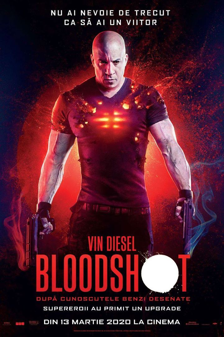 Bloodshot (Bloodshot ) - 2D