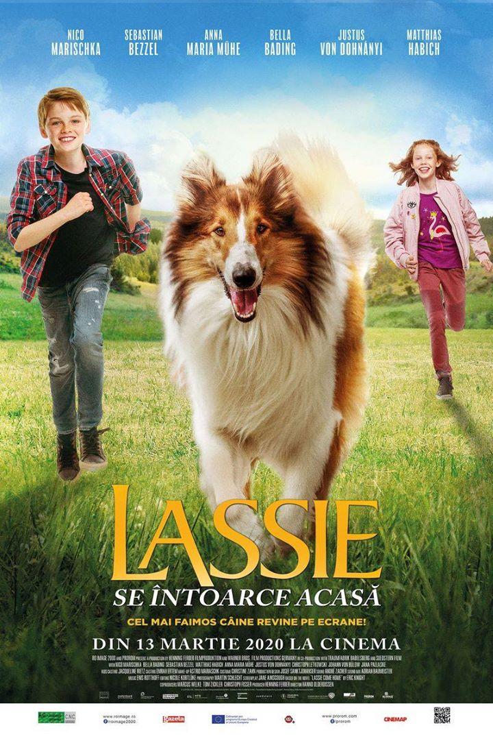 Lassie Come Home (Lassie se întoarce acasă) - 2D Dublat